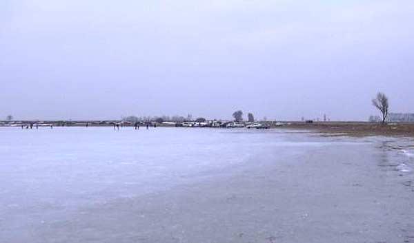Darscho - Warmseelacke als Eislaufplatz :-)